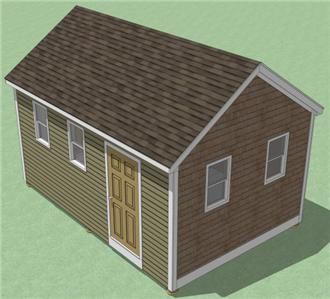 12x18 shed plans how to build guide step by step for 12x18 shed window