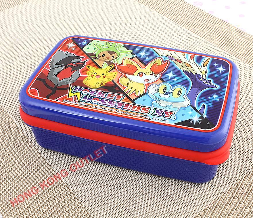 pokemon pikachu pocket monster bento lunch box case chopsticks set a99a ebay. Black Bedroom Furniture Sets. Home Design Ideas