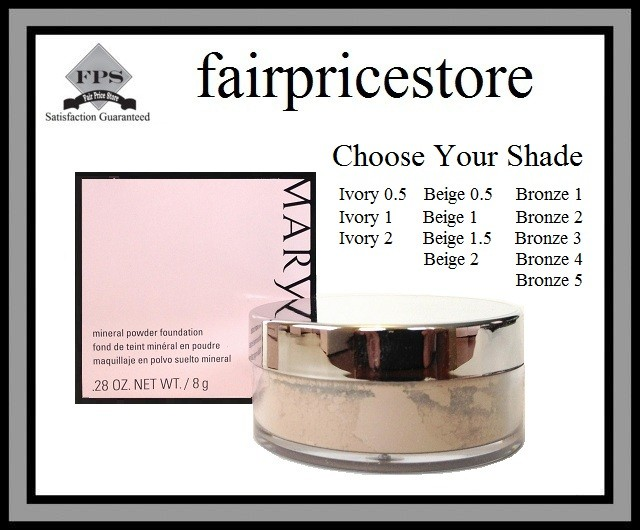 MARY KAY MINERAL POWDER FOUNDATION CHOOSE UR SHADE NEW in Health & Beauty, Other | eBay