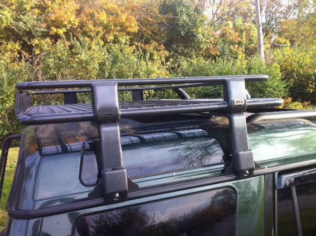 Arb Half Rack Installed Completing My Vision Of A Cool