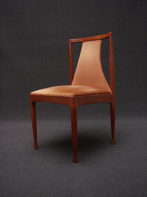 mid century teak dining chairs retro vintage danish alna eames ebay