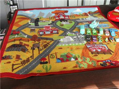 Disney Cars Rug Home Decor