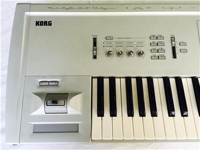 korg triton music workstation sampler manual