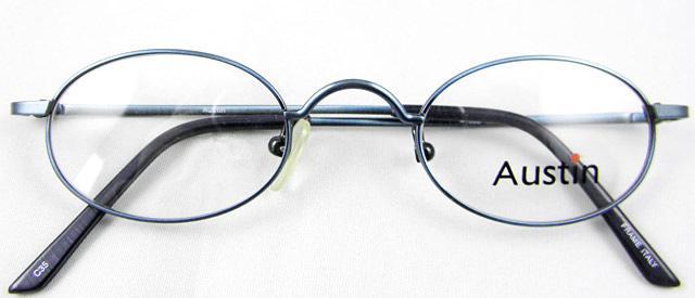 ROUND/OVAL BLUE MEN WOMEN KID eyeglass frames OPTICAL RX ...