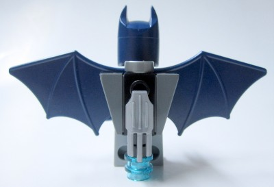 Details about lego marvel super heroes 6858 batman with flightwing