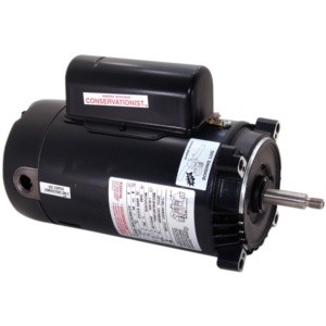 Ao smith swimming pool pump motor 1 5 hp st1152 for for Hayward super pump 1 5 hp motor