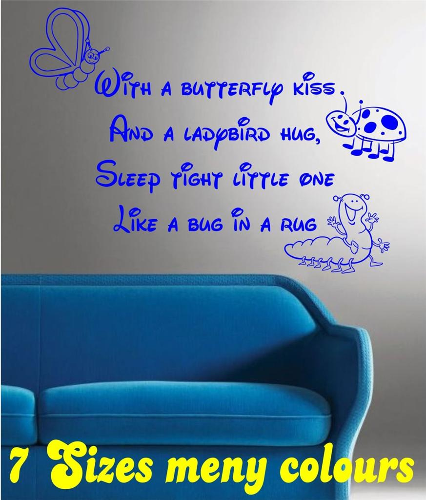 Butterfly-kiss-Sleep-tight-baby-bedroom-vinyl-wall-art-sticker-quote