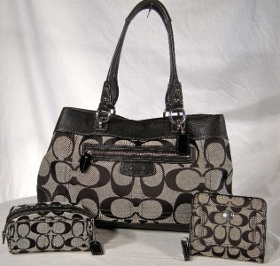 coach gray purse snnp  coach gray purse