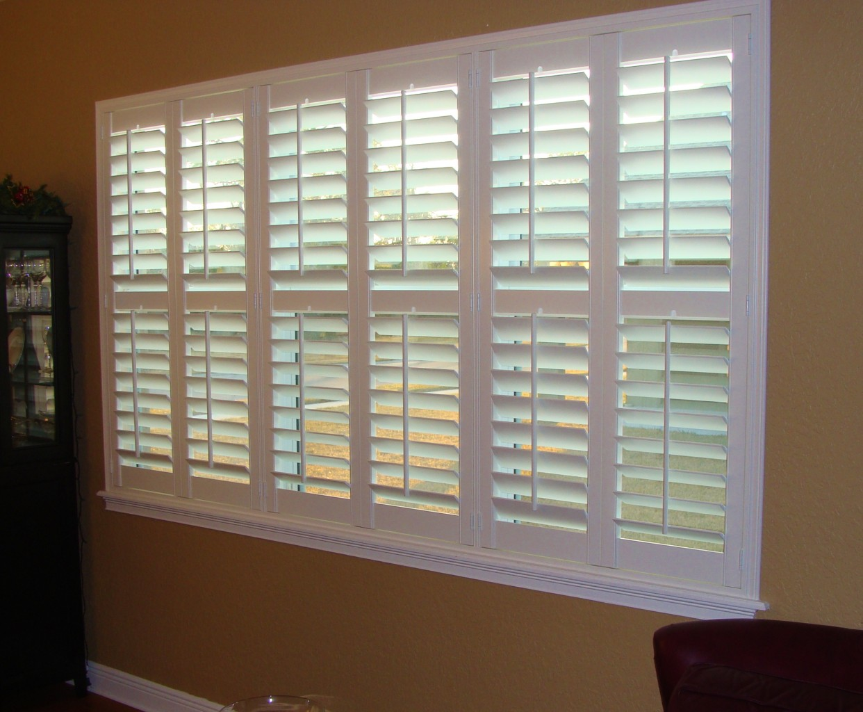 New Custom Ordered Interior Faux Plantation Shutters Ebay