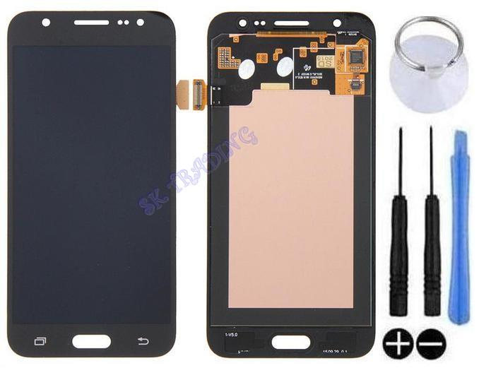 Ecran lcd vitre tactile assemble complet pour samsung for Photo ecran galaxy j5