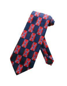 new confederate flag necktie american usa civil war south