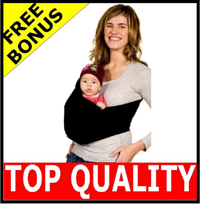 NEW-Baby-Infant-Newborn-Native-Pouch-Sling-Wrap-Carrier