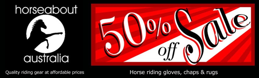 Horseabout Australia - quality horse riding gear at affordable prices