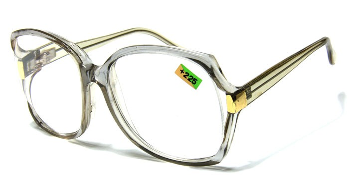 gold ray ban eyeglasses  hint of gray