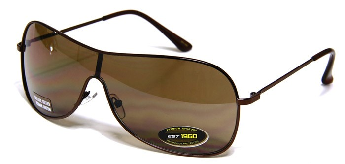 aviator frame eyeglasses  aviator shield sunglasses