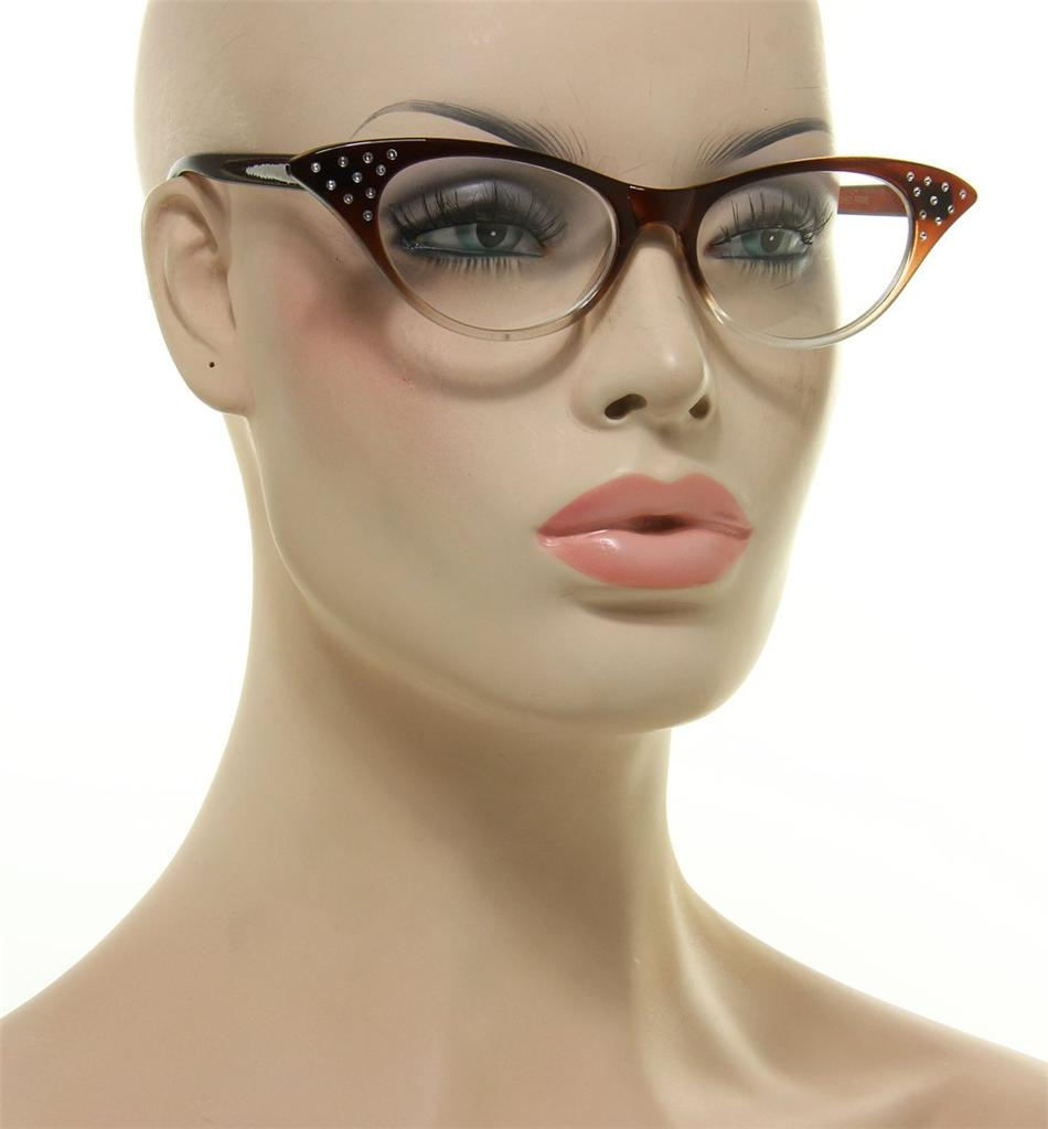cat eye glasses  women\'s cat