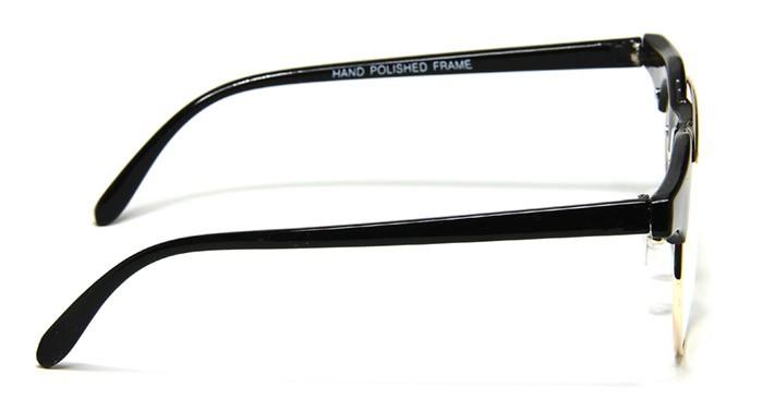 clear frame eyeglasses ray ban  hippie eyeglasses