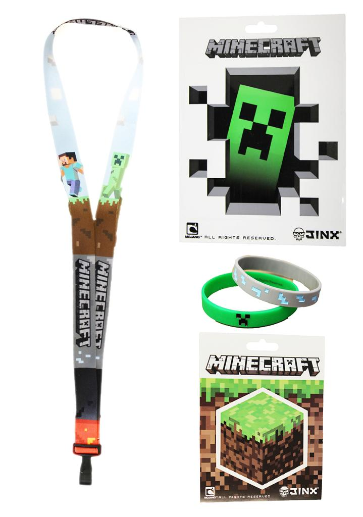 OFFICIAL-LICENSED-MINECRAFT-PARTY-PACK-GIFT-SET