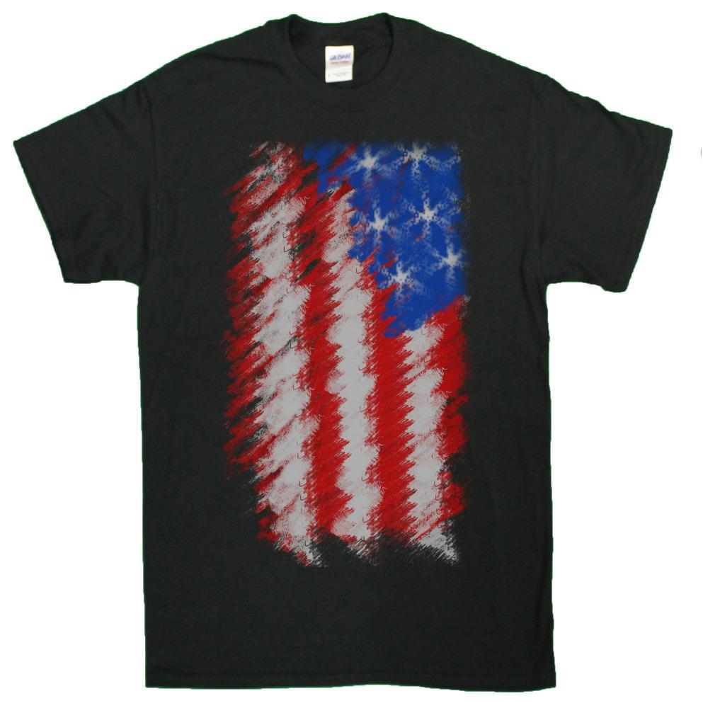 Men 39 S American Flag 4th Of July Tribute Patriotic