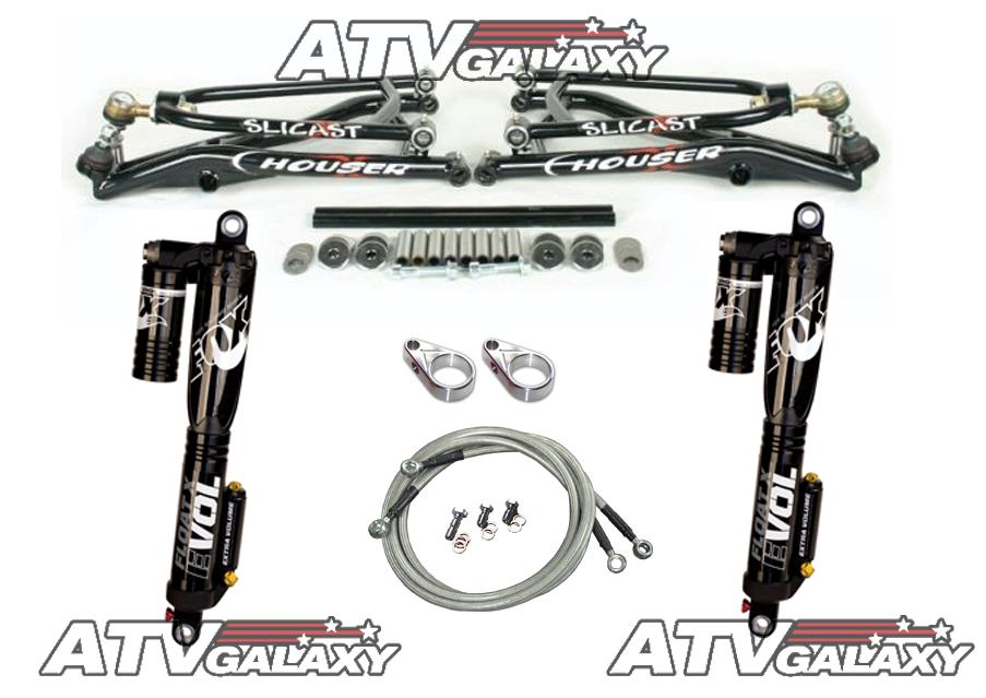 Ltr450 Houser http://www.ebay.com/itm/Houser-Fox-Evol-Float-Long-Travel-Kit-Suzuki-LTR450-/140627806120