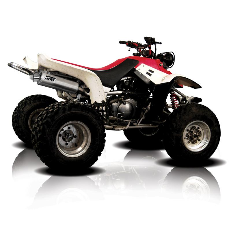 Yamaha Warrior No Spark