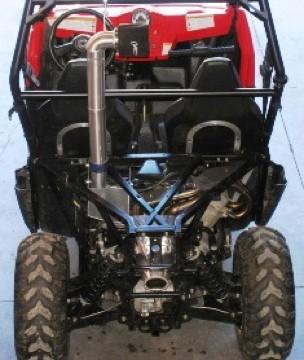 looney tuned exhaust lte air box snorkel polaris rzr 800 rzr 4 rzr s rzr 4 s ebay