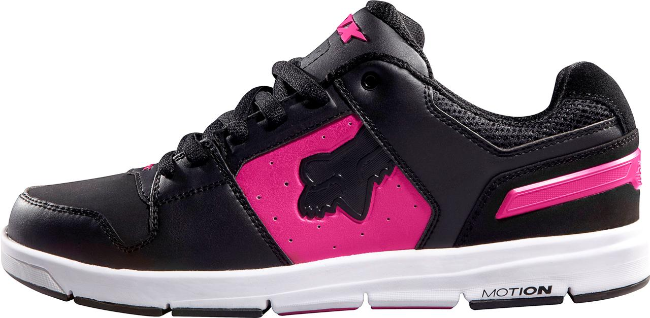 Fox Racing MOTION-ECLIPSE Shoes BLACK/PINK All Sizes ... - photo#43