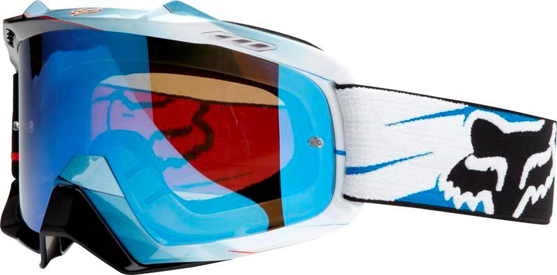 blue ski goggles  airspc goggles