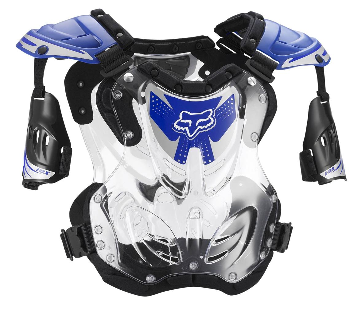 fox chest protector adult small