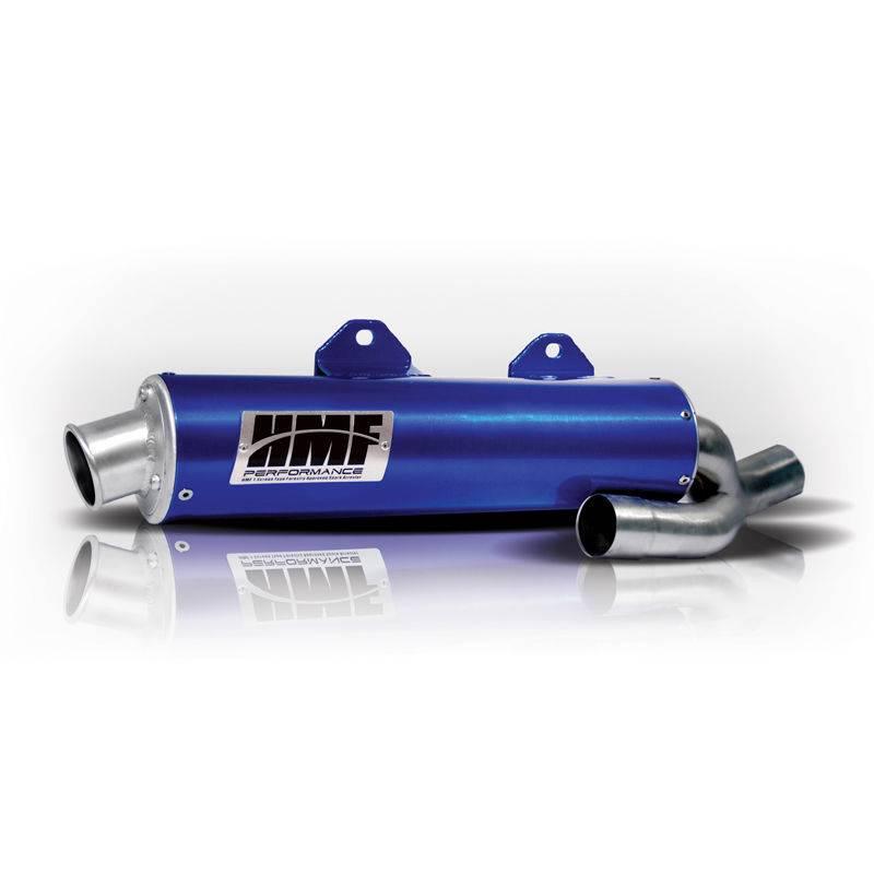 Yamaha Raptor  Stock Exhaust