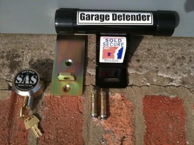 serrure pour garage defender master noir mod le 73mm rond