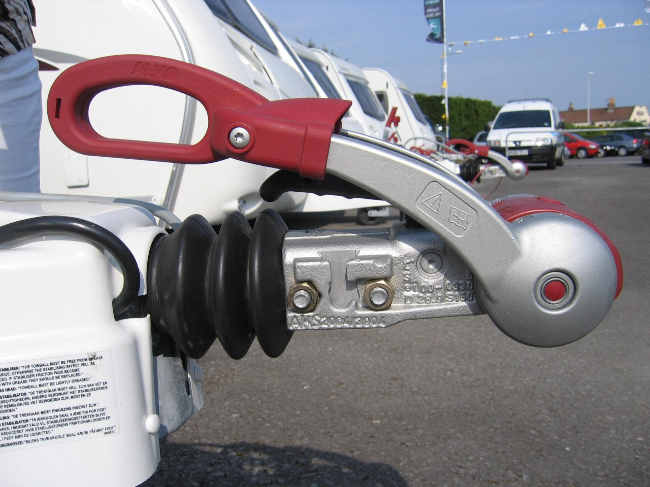 alko hitch fitting instructions