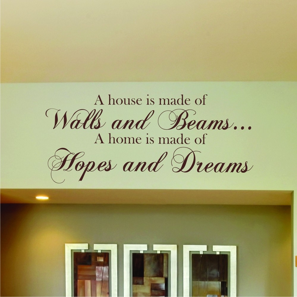 Dream Wall Sticker | eBay