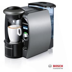 bosch tassimo black t65 fidelia tas6515gb drinks caffe machine lcd brita filt. Black Bedroom Furniture Sets. Home Design Ideas