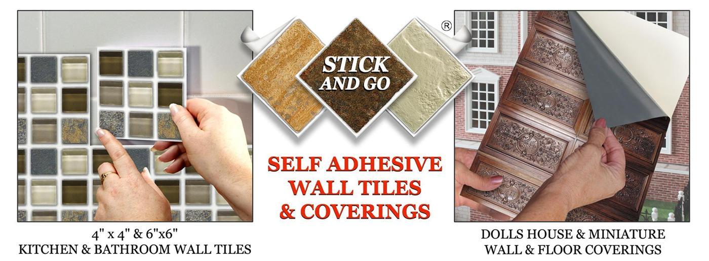 . Items in STICK AND GO WALL TILES store on eBay