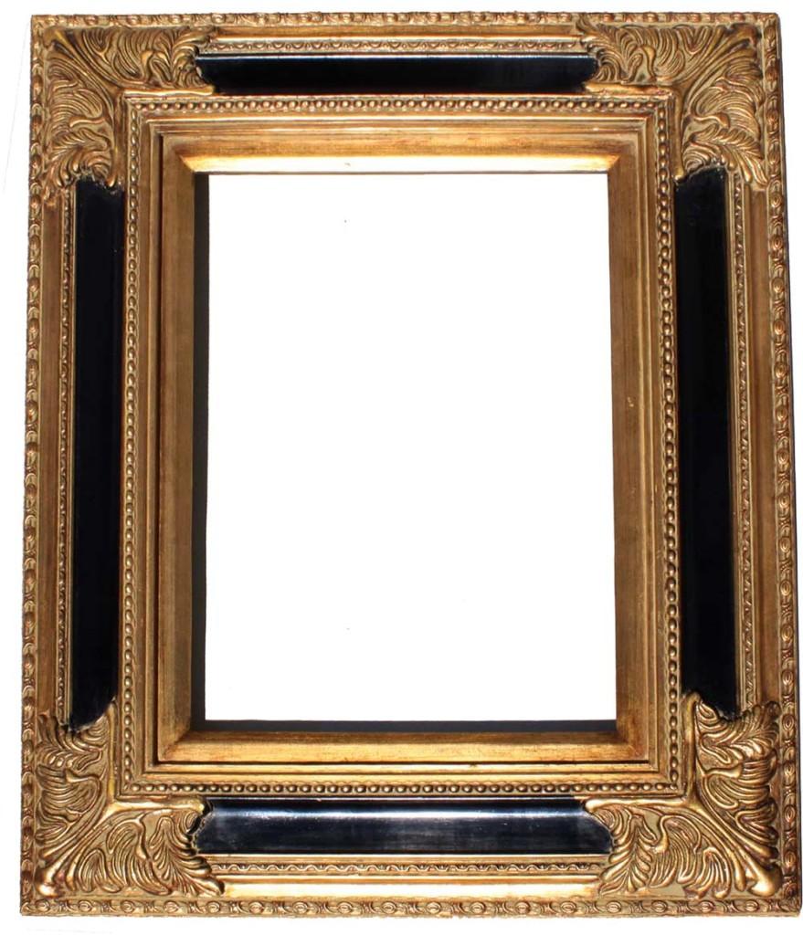 cadre en bois style classique 16x12inch 40x30cm. Black Bedroom Furniture Sets. Home Design Ideas