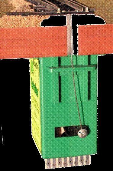 tortoise motion switch machine