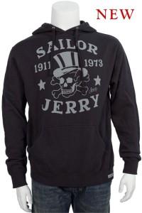 sailor jerry skull top hat  SAILOR JERRY