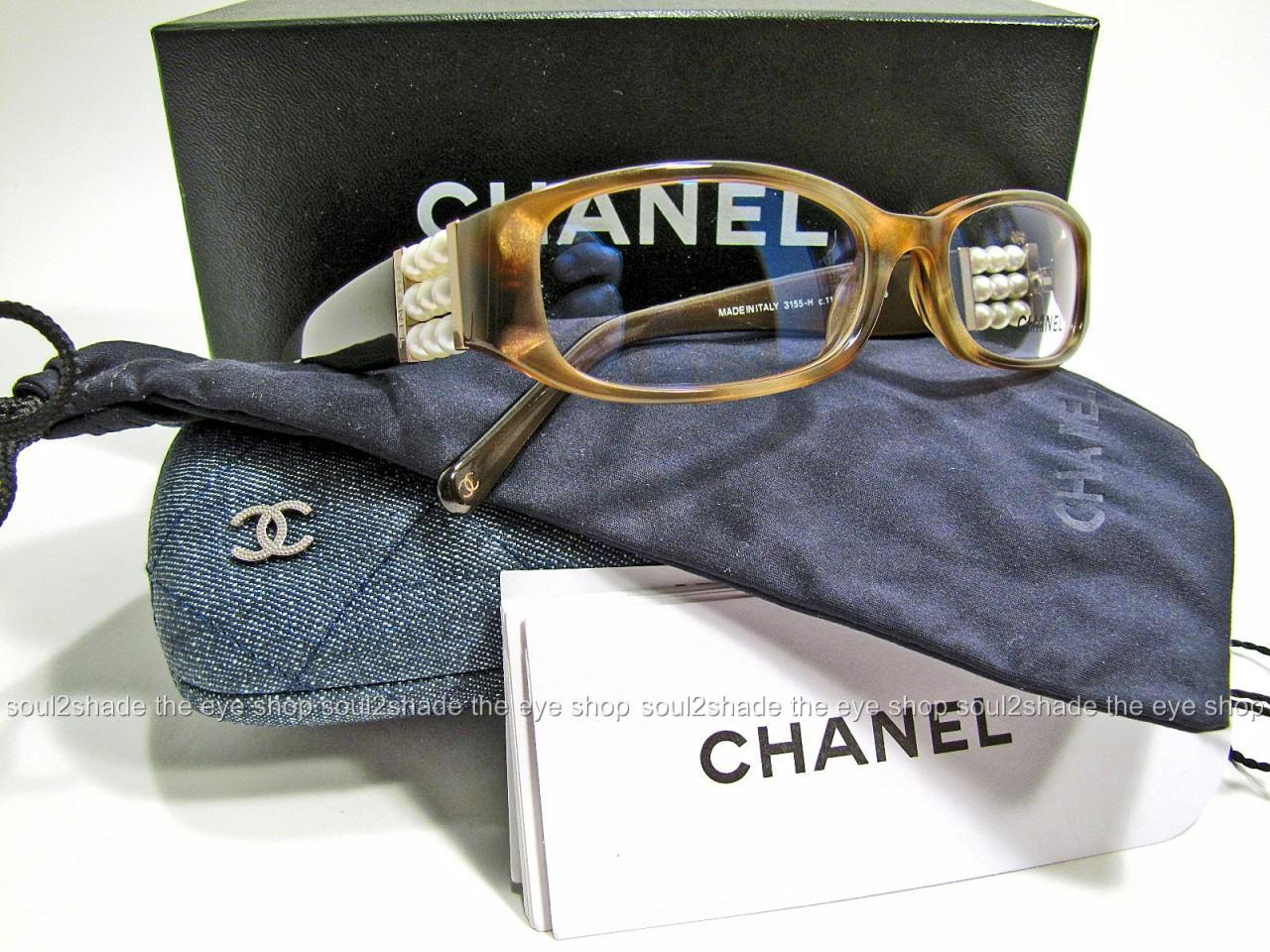 NEW CHANEL EYEGLASSES NEW GLASS