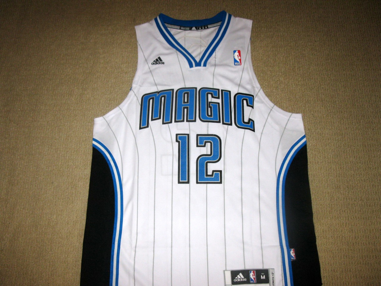 NBA-DWIGHT-HOWARD-Orlando-Magic-Home-Rev30-Swingman-Jersey-Size-LARGE-New