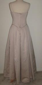 Wedding Bridal Ball Gown party prom cinderella maxi DRESS S