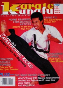 Kung Fu Chuck Merriman Charlie Lee Ray McCallum Martial Arts