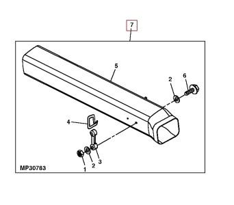 Deck belt diagram craftsman riding mower besides T24882563 Replace drive belt la145 moreover T20869218 Am needing diagram replace mower deck besides Power Flow Bagger John Deere further 121799076167. on john deere x300 replacement parts