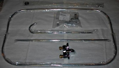Add A Shower Converter Kit For Clawfoot Tub With Heavy Duty Diverter Faucet