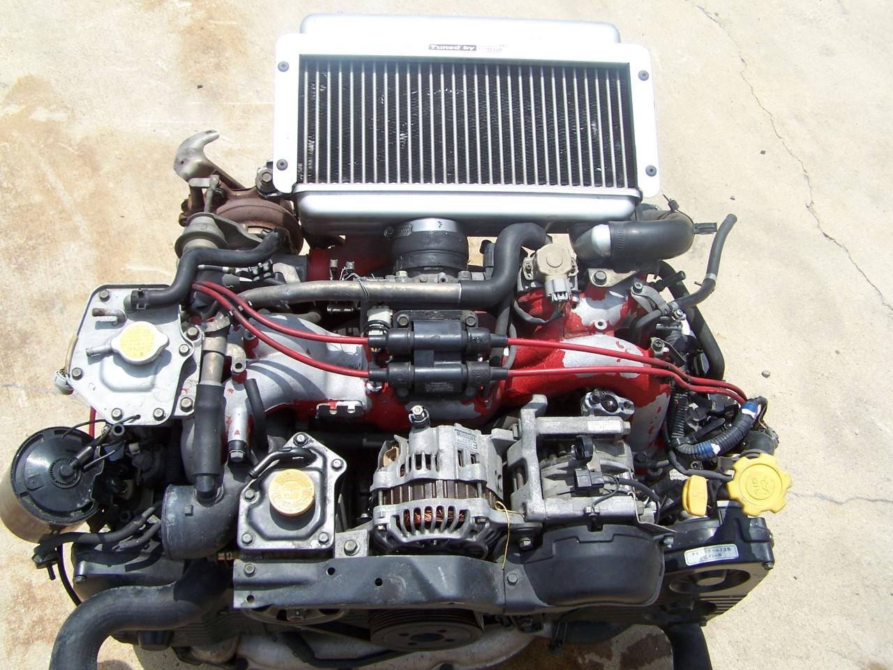 Jdm Subaru Impreza Wrx Sti Ej20 Turbo Engine Ver6 97 Wiring Diagram Gc8 Rs Forum Community