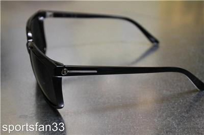 NEW Electric Venice Sunglasses Gloss Black Frame Grey Lens ...