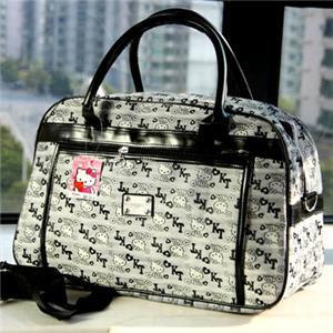 SANRIO HELLO KITTY LUGGAGE SHOULDER TRAVEL BAG HK46G