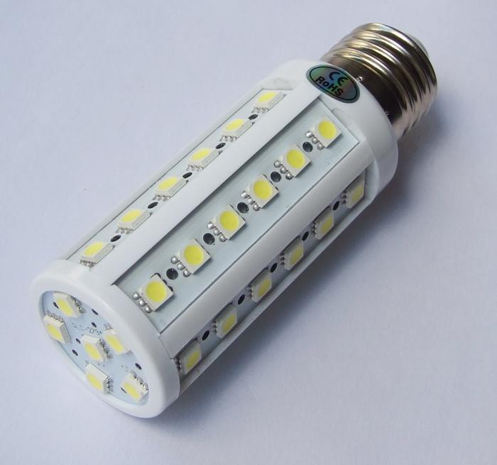 globe corn light bulb lamp e26 e27 screw base socket dc 12 volts new. Black Bedroom Furniture Sets. Home Design Ideas