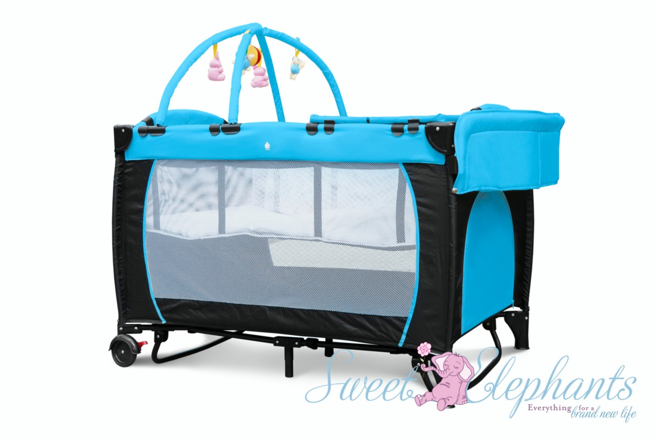 kmart 3 in 1 playpen instructions