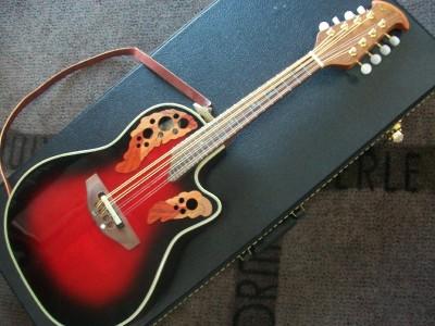Ovation Celebrity DLX Mandolin | Guitar Center